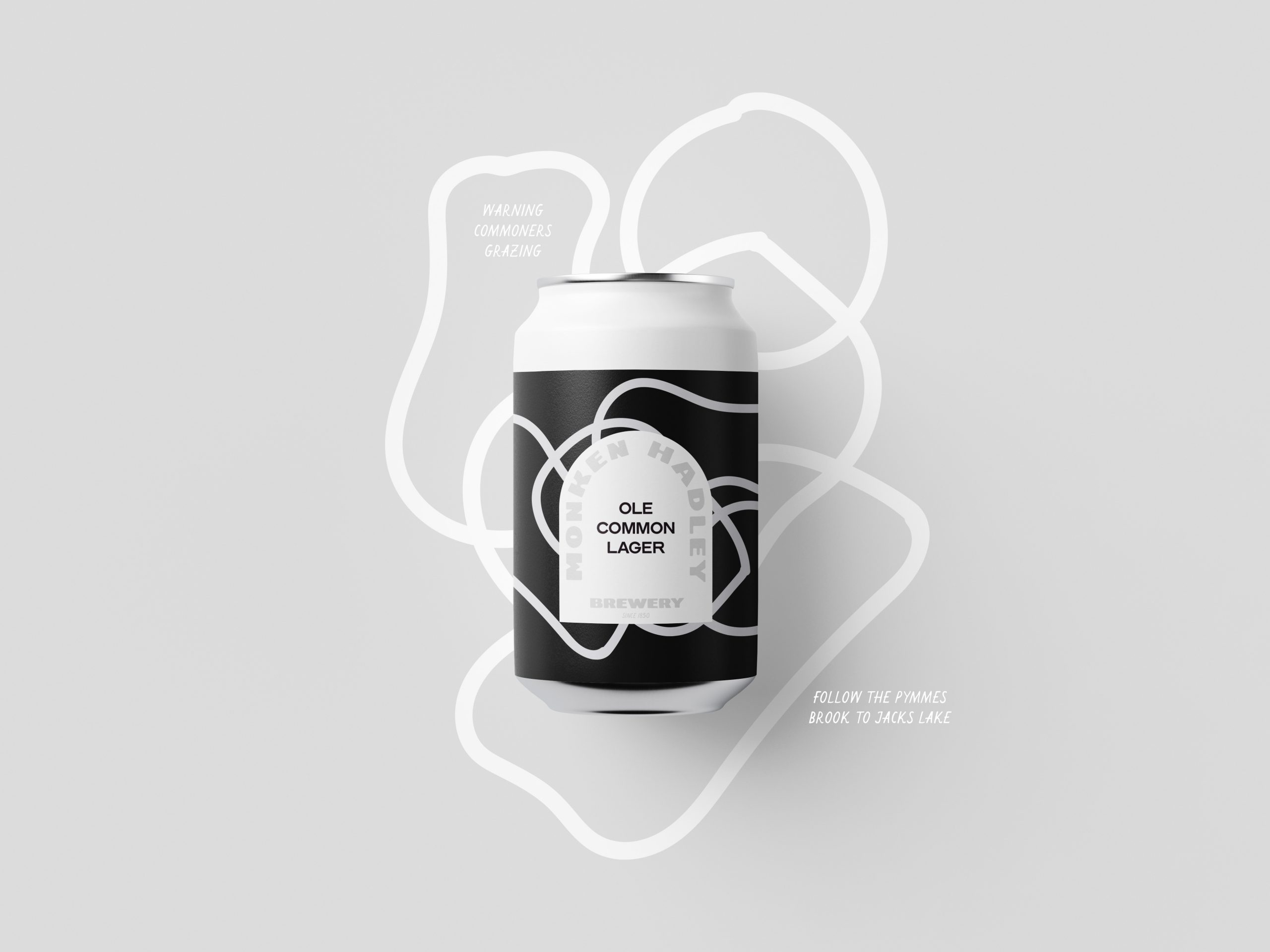 Monken-Hadley-Brewery_SingleCan-Mock_OleCommonLager_03